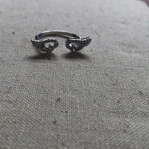 Jewelry - sterling wings ring